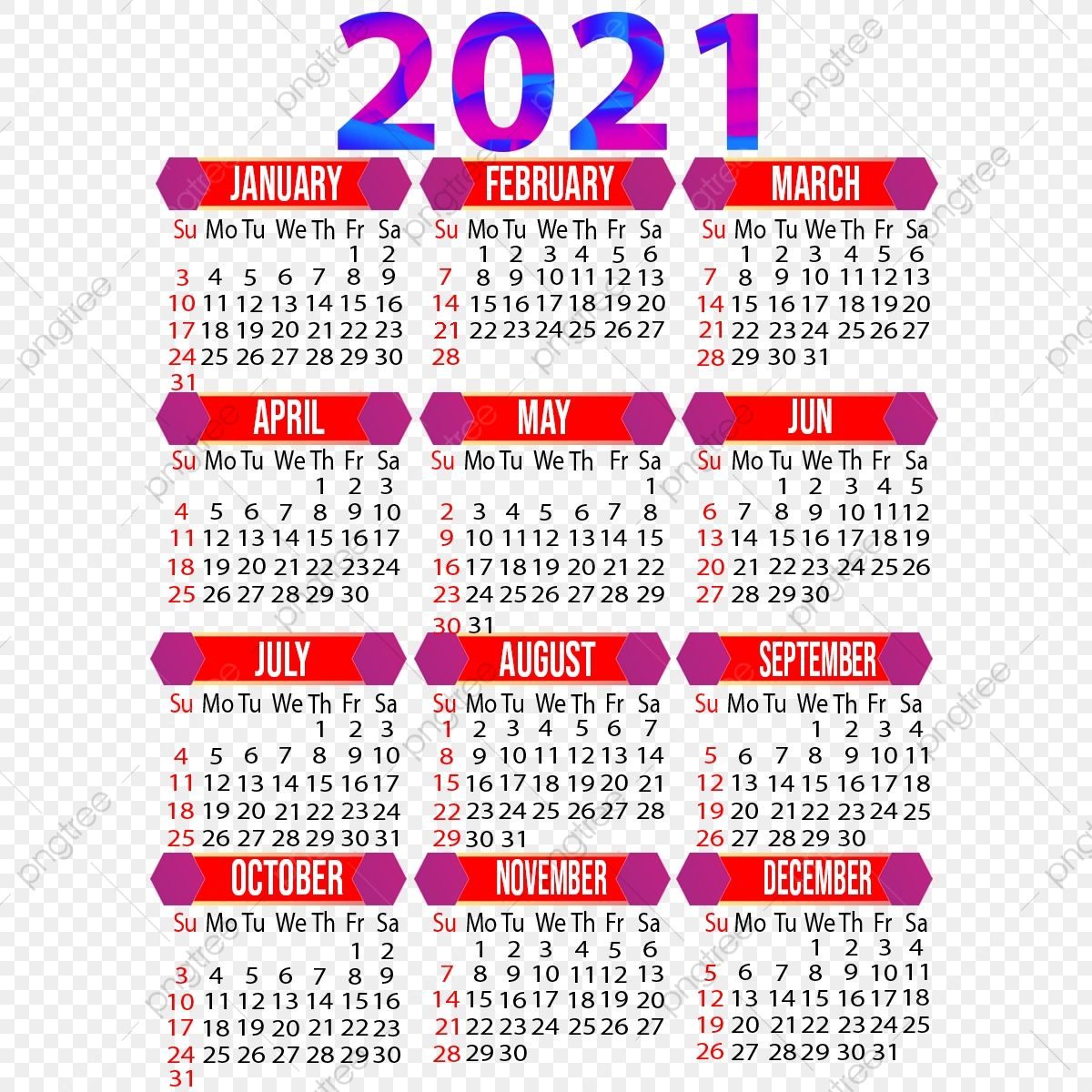 Year 2021 Creative Calendar Design 2021 2021 Calendar Year Png Transparent Clipart Image And Psd File For Free Download In 2020 Creative Calendar Calendar Design Calendar Design Template