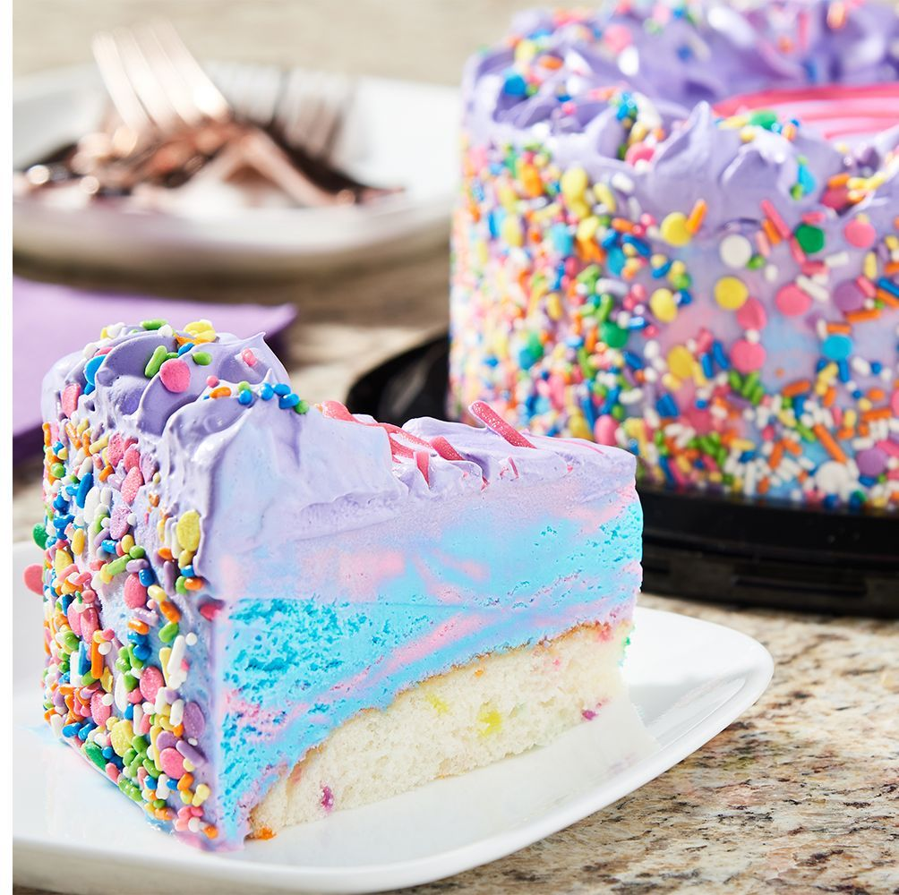 Walmart Is Selling A Unicorn Ice Cream Cake That Has A