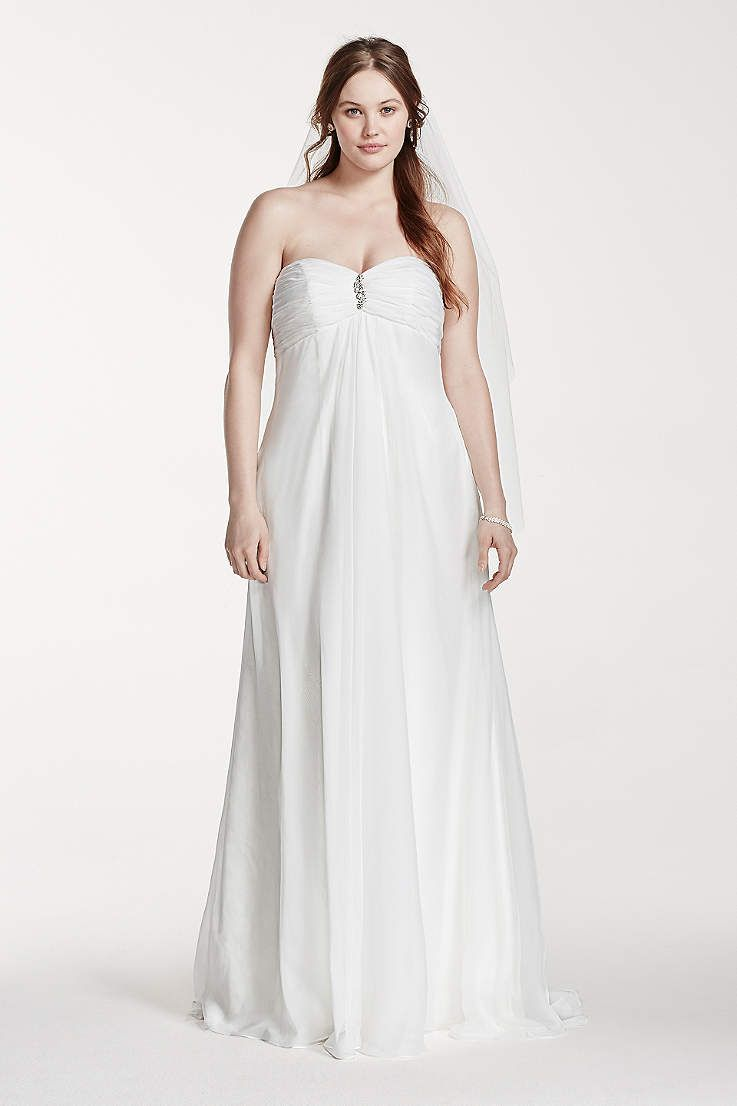 13+ Plus Size Wedding Dresses For Sale Background