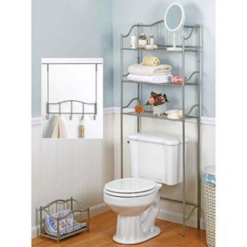 Creative Ware Home 3 Pc Bath Storage Set Bath Storage Bathroom Storage Storage Sets
