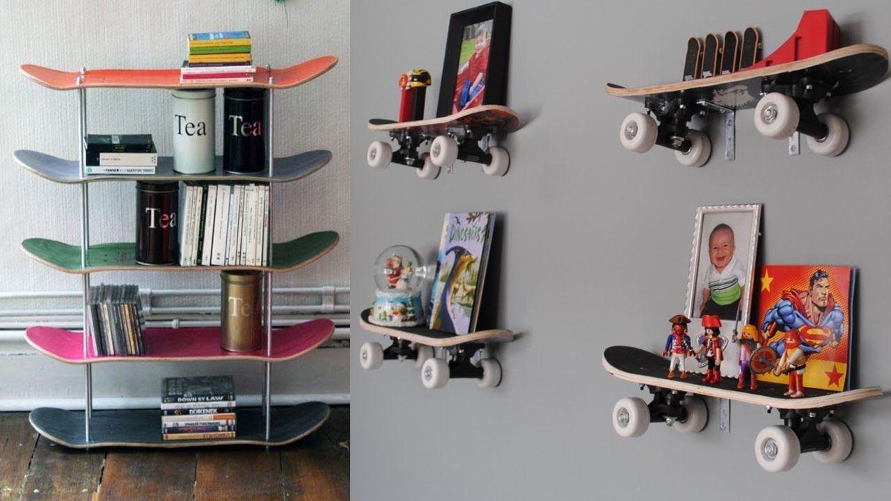 Skateboard Home | House of decor, Home bedroom