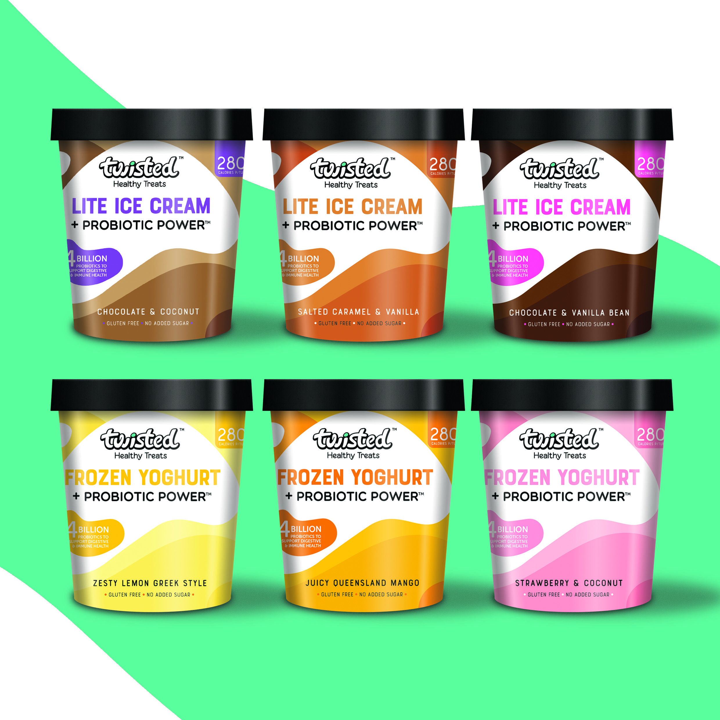Probiotic Power By Twisted Healthy Treats There S Never Been A