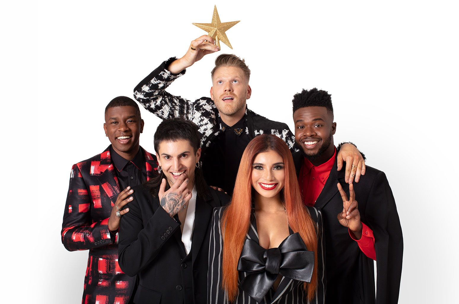 Pentatonix's 'You're a Mean One, Mr. Grinch' Is Officially