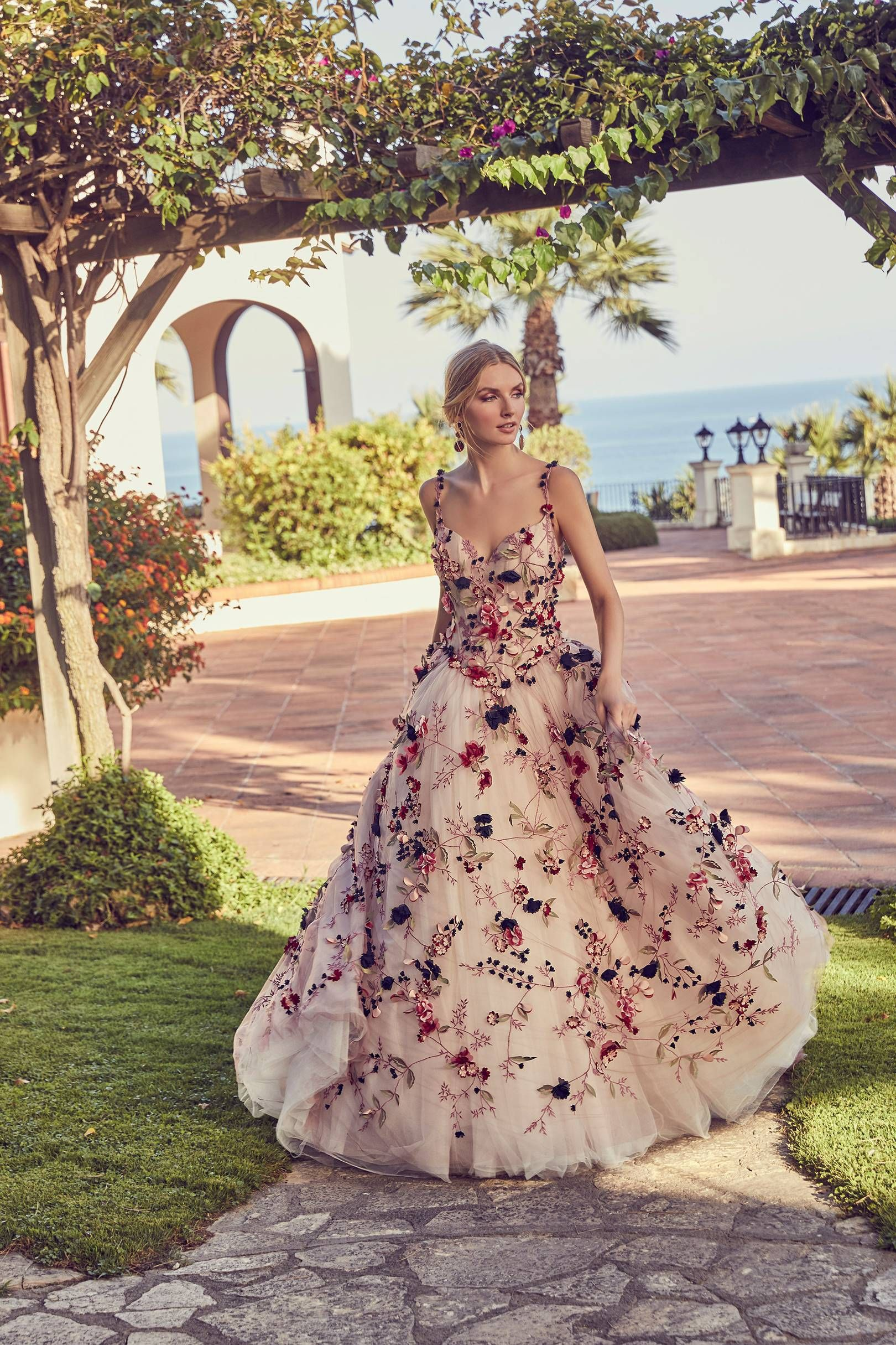 Wedding Gowns 2019 Color