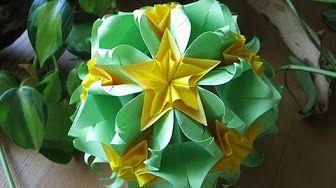 Origami revealed flower popup star youtube origami revealed flower popup star youtube mightylinksfo