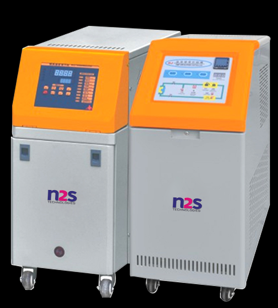 N2s Technologies Offers An Innovative And Best Quality Mold Temperature Controller At In 2020 Temperature Control Injection Moulding Process Plastic Injection Molding