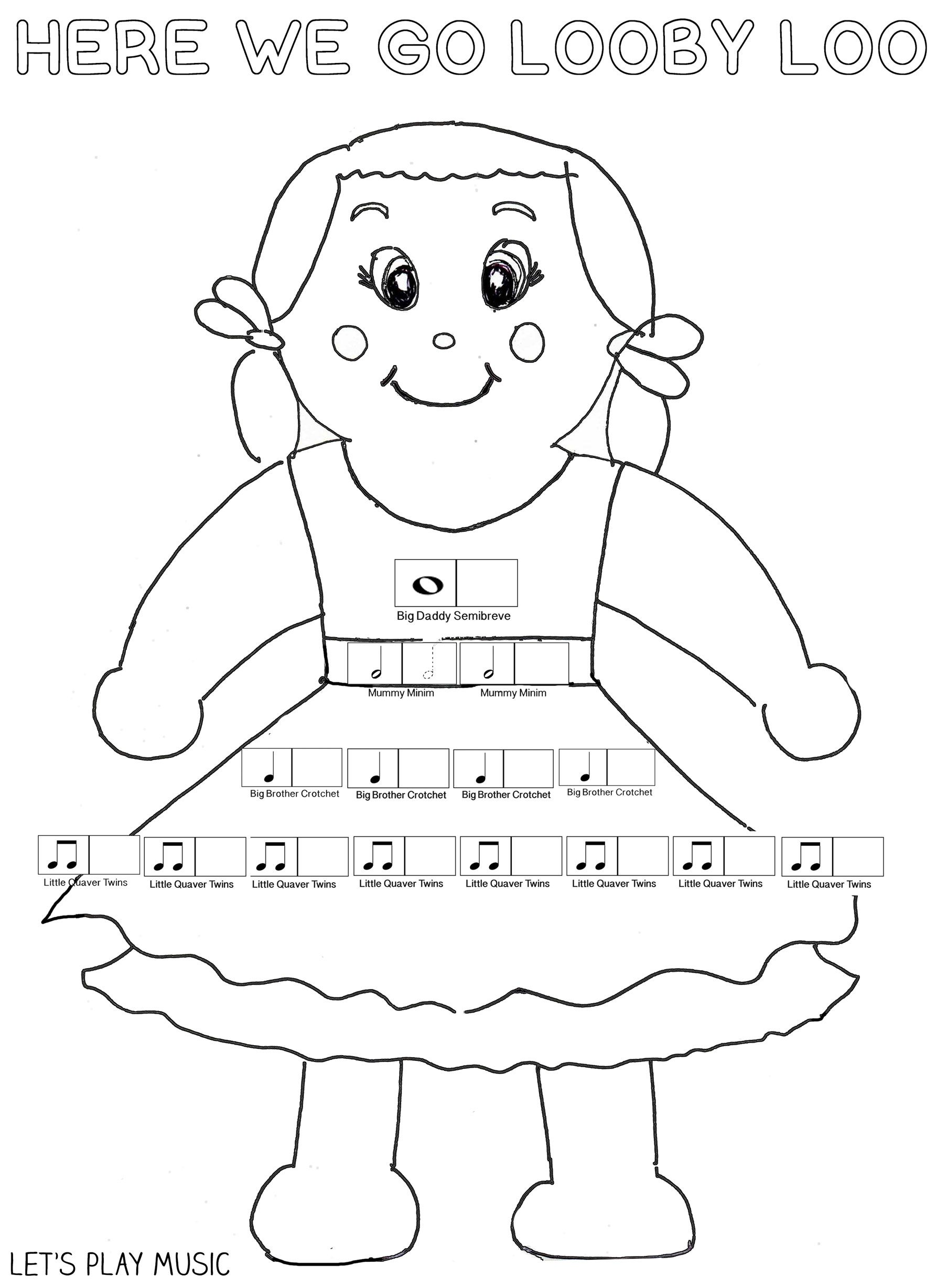 Let 39 S Play Music Free Printable Fun Music Theory