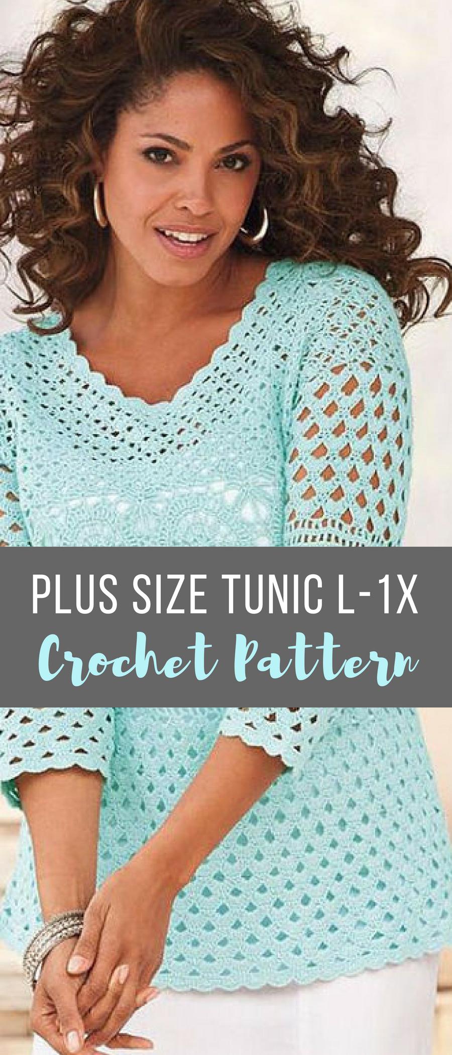 Plus Size Crochet Patterns Amazing Inspiration Ideas