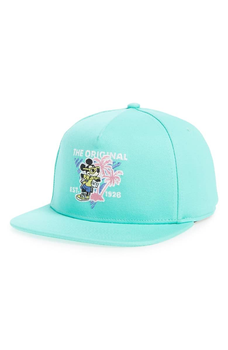 1209e6763af x Disney Mickey s 90th Anniversary Snap-back Hat