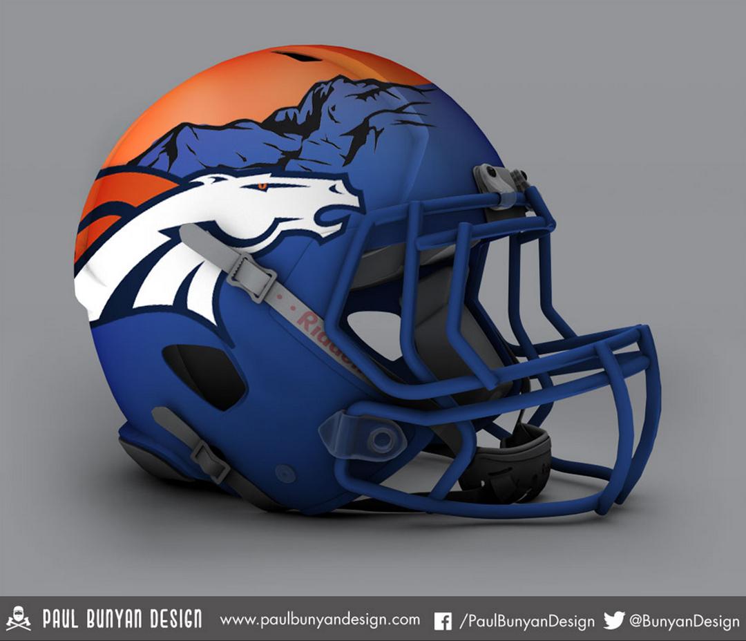 Pin En Denver Broncos