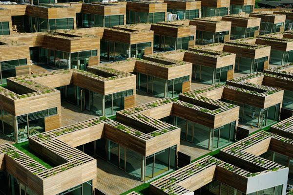 The mountain.Copenhaguen.  www.studiobig.dk