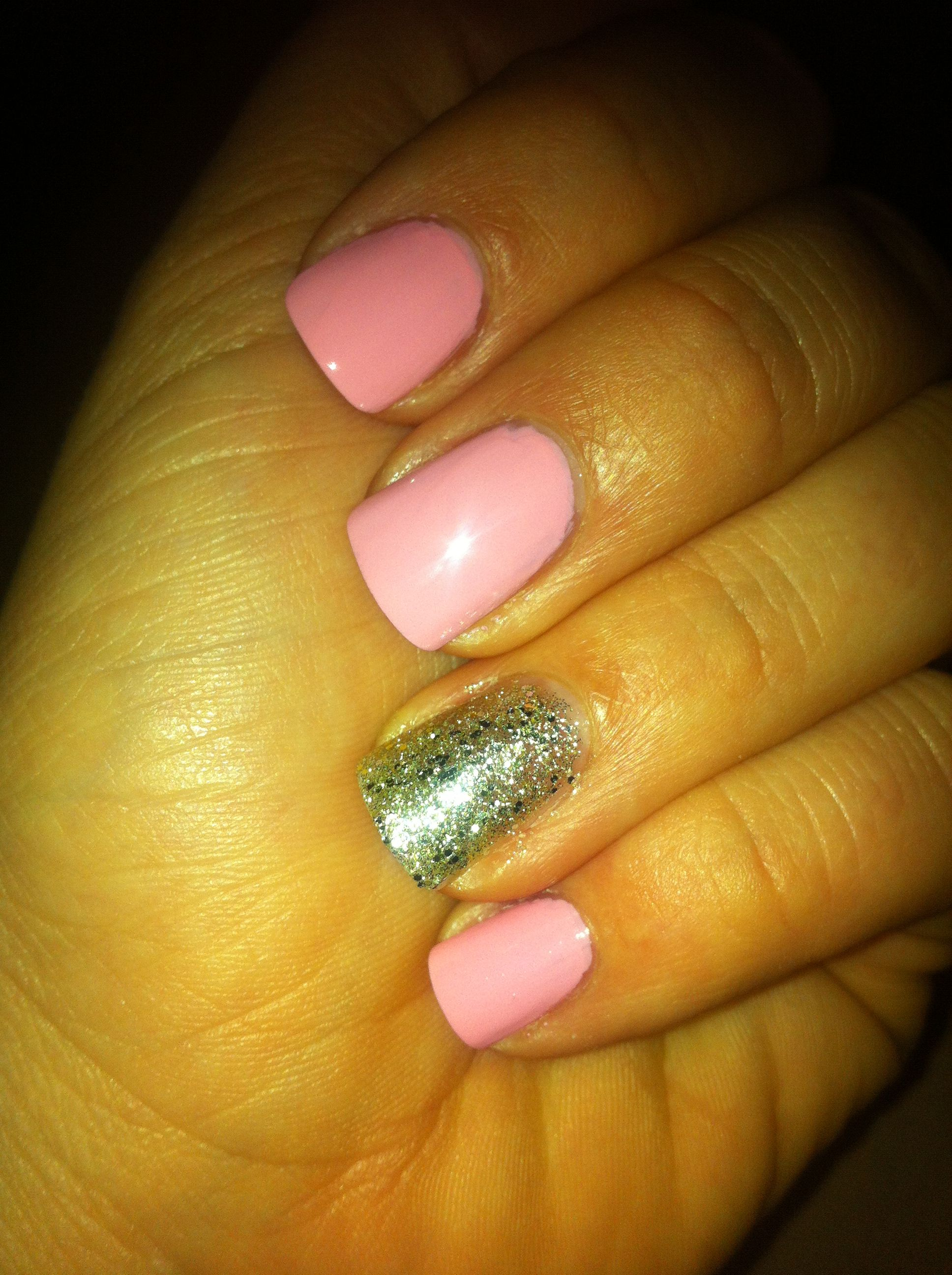Nicki Minaj Pink Friday OPI OPI Spark De Triomph Cute Nails!! | nail ...