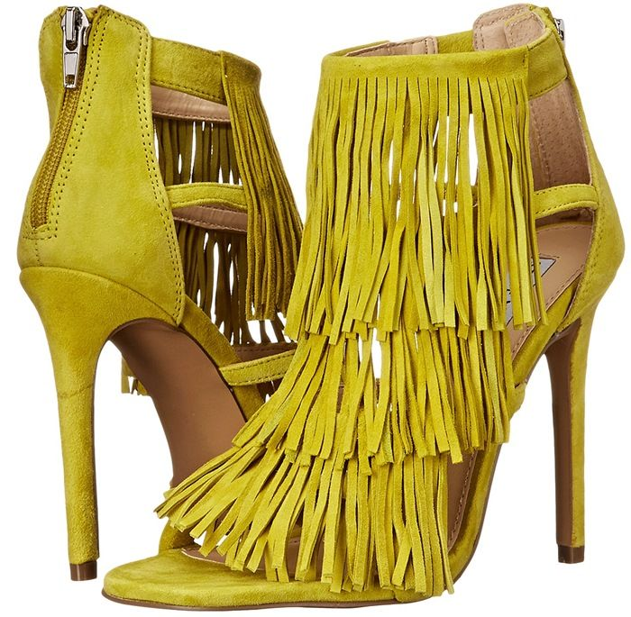 $28.99 Sale: Get Fringe Benefits in Steve Madden's Summer Shoes ...