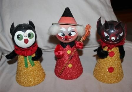 vintage halloween decorations made in western germany ebay halloween decorations ebay