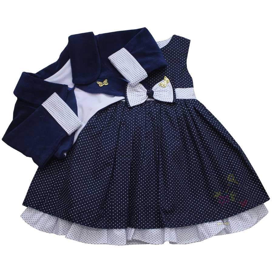 Modelo de vestidos de fiesta para bebes