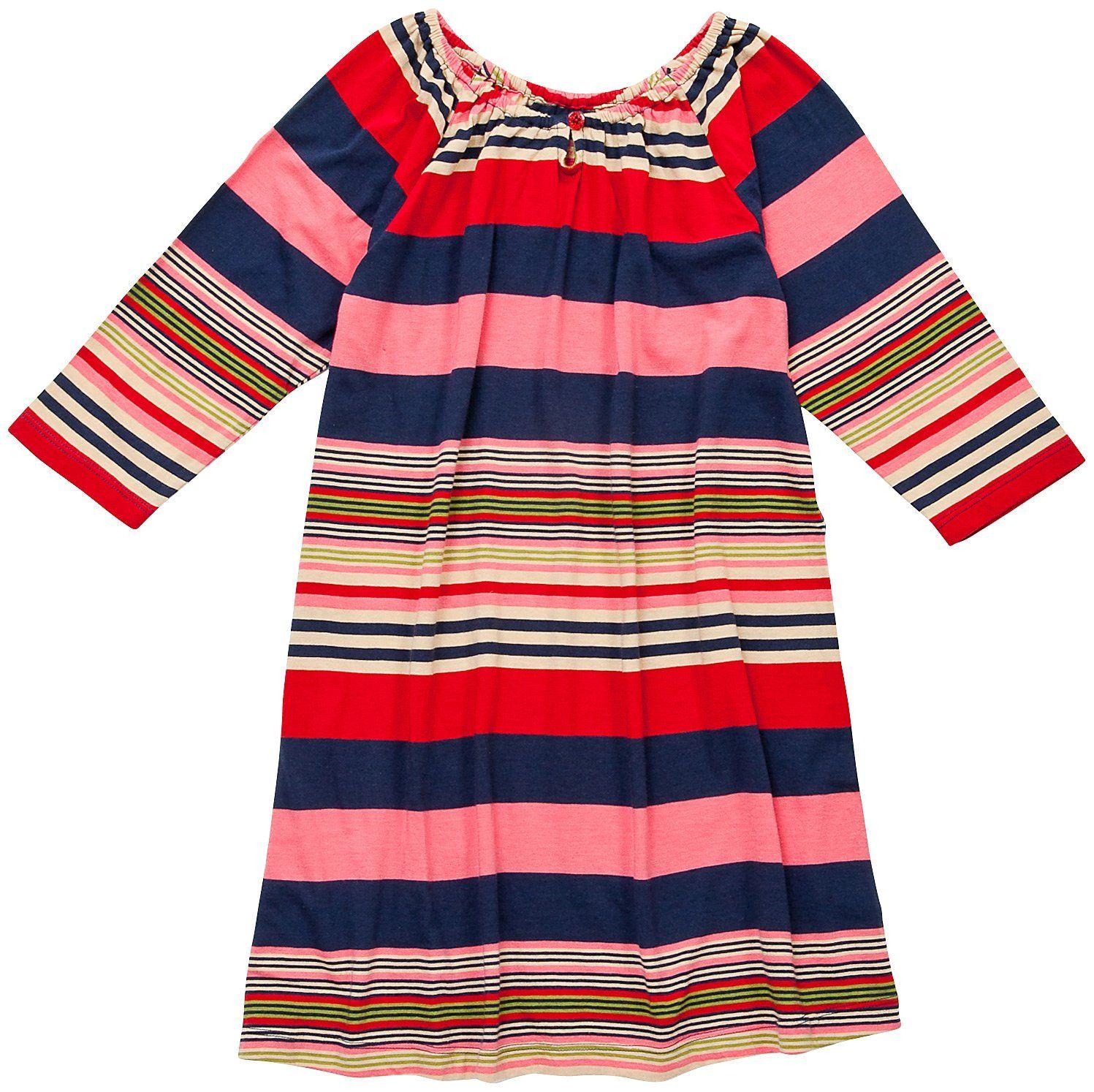 Pink Chicken Jenna Dress - Variagated Stripe - Best Price