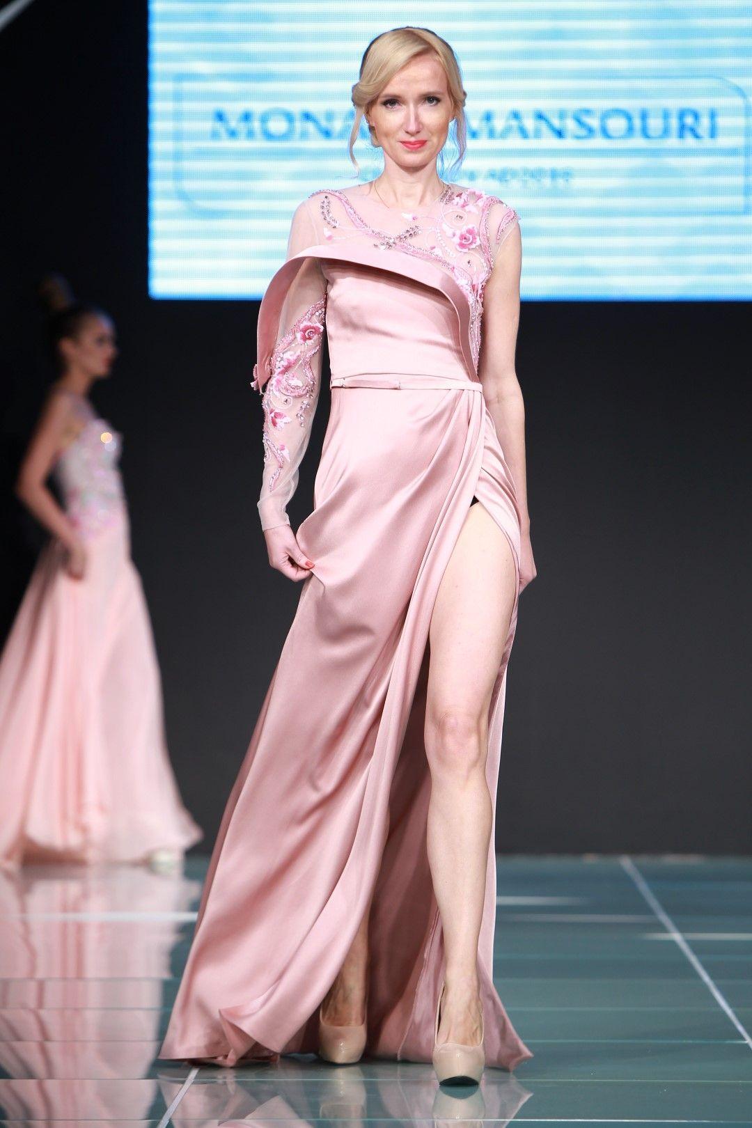 تصميمات ابداعية من المصممة العالمية الاماراتية منى المنصورى Innovative Designs From The Global Designer Mona Designer Evening Dresses Fashion Designer Dresses
