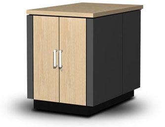 18U Server Cabinet Model AR4018IA (IEC) Or AR4018A (Nema)