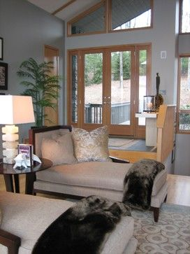 gray paint colors with wood trim natural wood living on best laundry room paint color ideas with wood trim id=44392