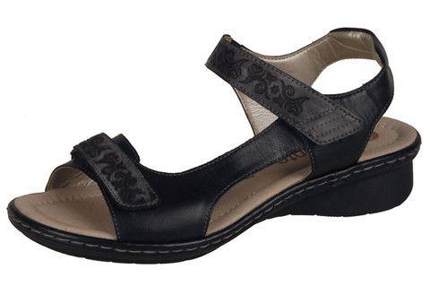 Rieker D2756 01 Cristallino | Rieker shoes, Womens sandals