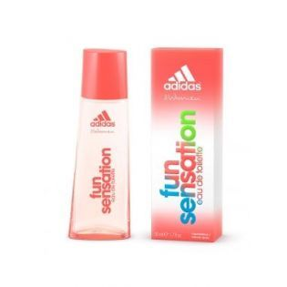 Adidas Fun Sensation Edt 50 Ml Bayan Parfümü Bayanparfümleri