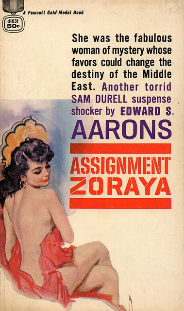 Assignment: Zoraya (1966) #D-1631 by Sanctus Paulus on Flickr.
