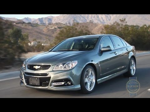 2014 Chevy SS Review   Kelley Blue Book   YouTube