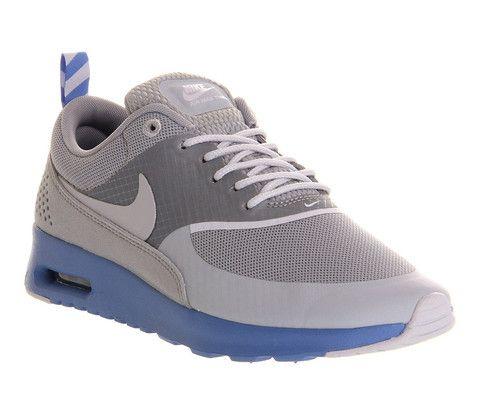 Nike Air Max Thea Gri Mavi | nike | Ayakkabılar