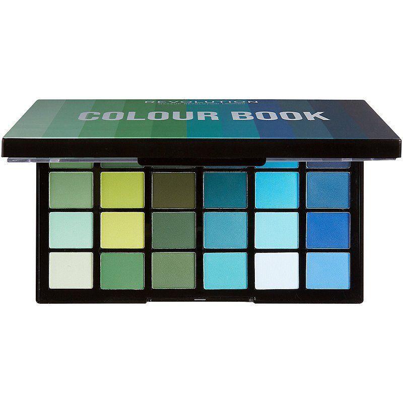 Makeup Revolution Colour Book Shadow Palette Cb05 Ulta Beauty Makeup Revolution Online Only Colour Boo Makeup Revolution Ulta Beauty Makeup Shadow Palette