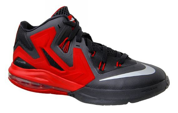f528de222263 Nike LeBron Ambassador 6 - Black - Red - SneakerNews.com