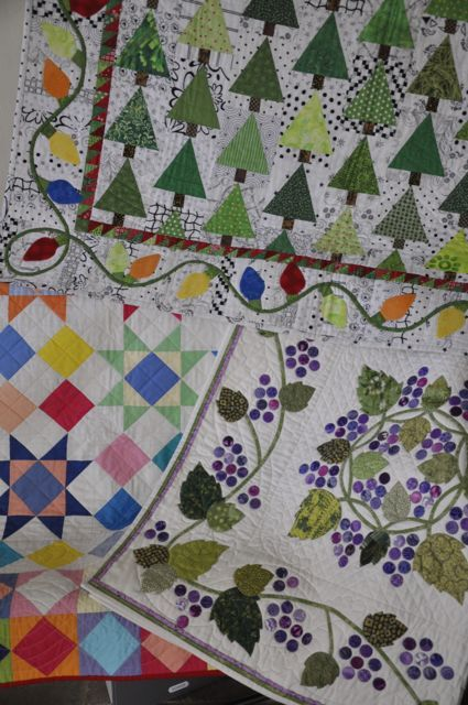 Alex Anderson Quilts Quilting Quilts Tree Quilt Applique Quilts