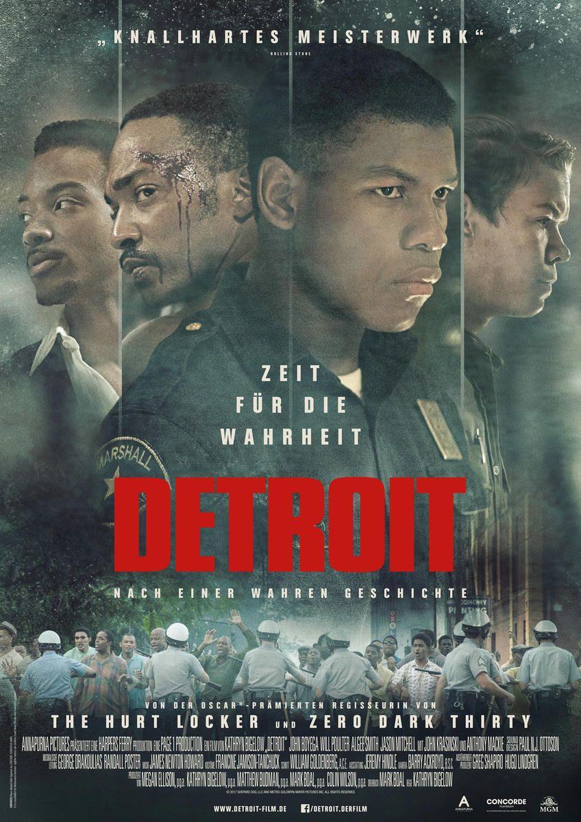 Detroit Detroit Movie Detroit Will Poulter