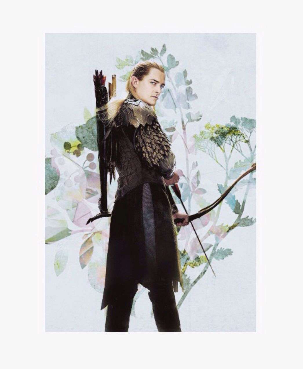 Pin by Heather Sondreal on Legolas Greenleaf: Prince of ...