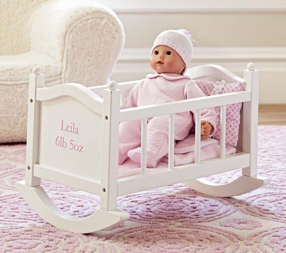 baby doll cradle gifts for juno pinterest baby dolls. Black Bedroom Furniture Sets. Home Design Ideas