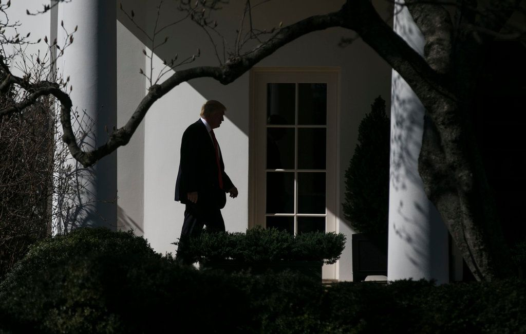 """Pause the Presidency!  The American people must immediately demand a cessation of all consequential actions by this """"president"""" until we can be assured that Russian efforts to hack our election, in a way that was clearly meant to help him and damage his opponent, did not also include collusion with or coverup by anyone involved in the Trump campaign and now administration."""