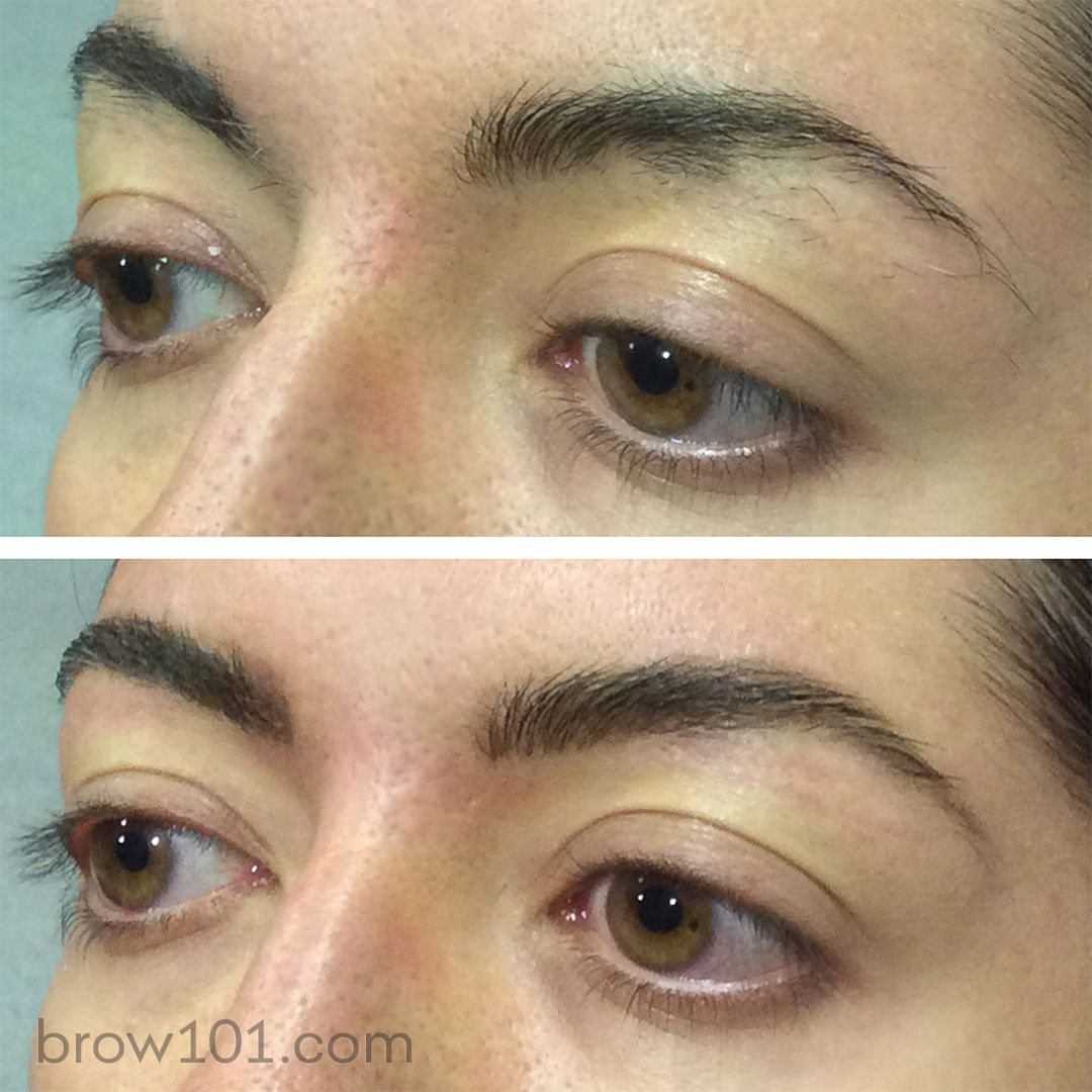Growing Out Your Eyebrows Doesnt Have To Be Painful Professional