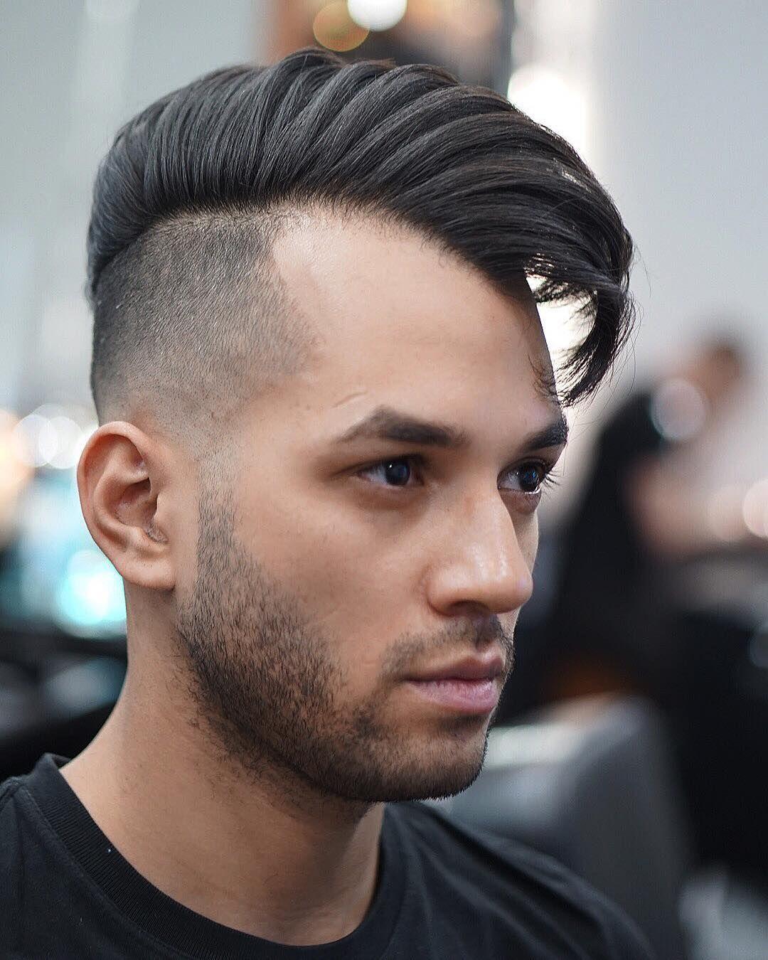 Mens haircuts high fade types of fade haircuts  types of fade haircuts  pinterest  hair