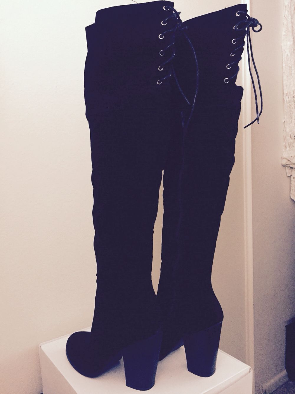 081e940e5667 NEW. Thigh high boots from Windsor store , so in love | Outfits ...