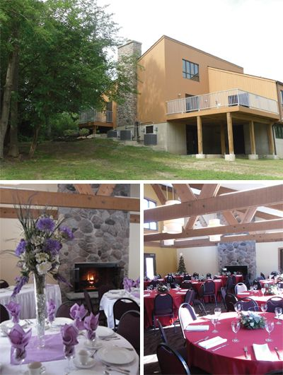 Chicago Wedding Venue Barbara Belding Lodge St Charles Il
