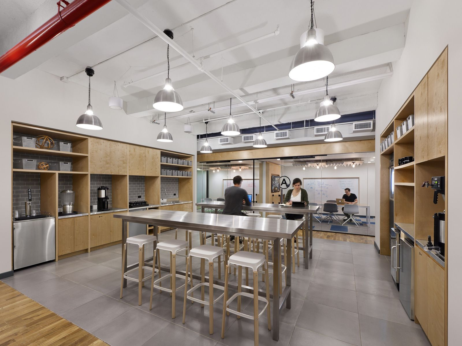 Office Tour: WeWork – New York City Coworking Offices | Close ...