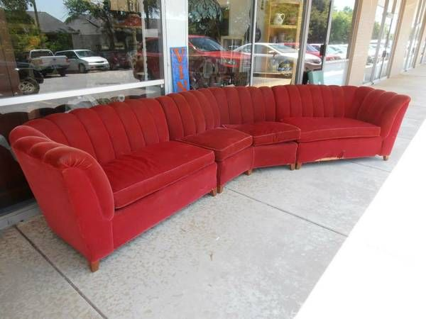 1930u0027s Kroehler 3 Piece Sectional Sofa /Couch   Craigslist Fixer Upper