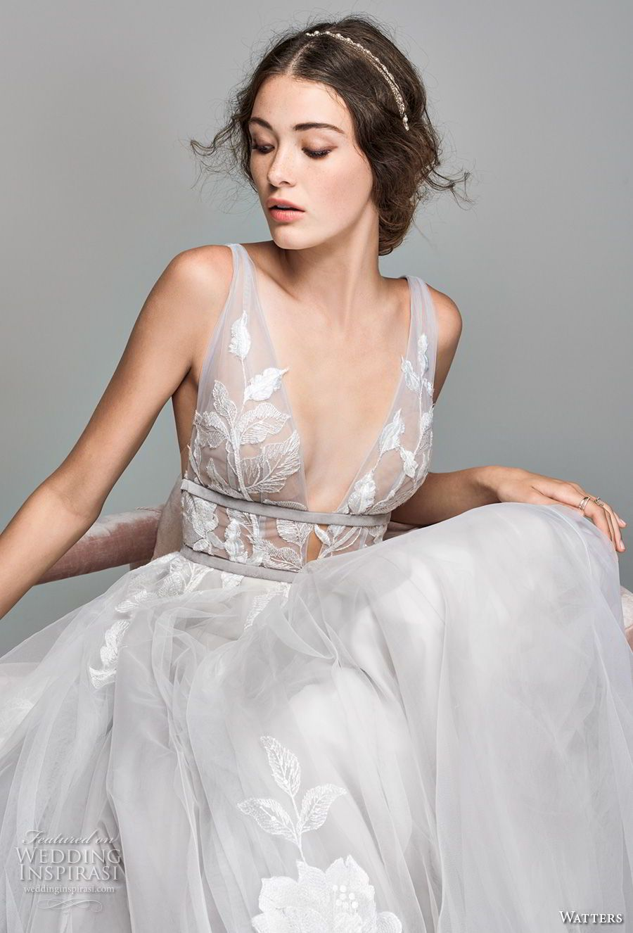 Willowby by watters spring wedding dresses in bridal