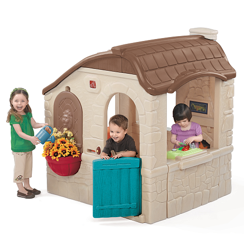 Step2 Naturally Playful Countryside Cottage Play Houses Outdoor