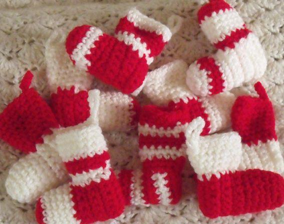bottes de noël au crochet (facile) dans crochet/tricot dscf2513