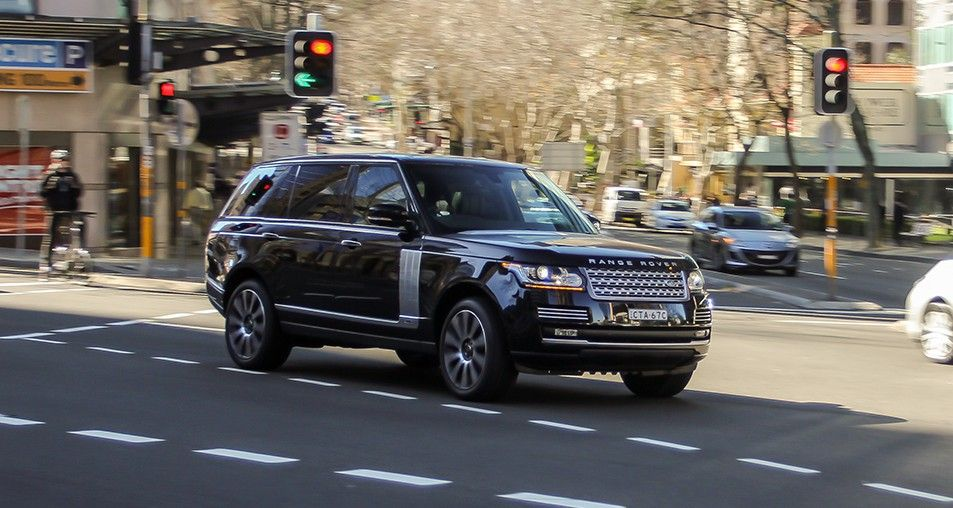 for some people it seems a regular range rover just isnu0027t enough range rover