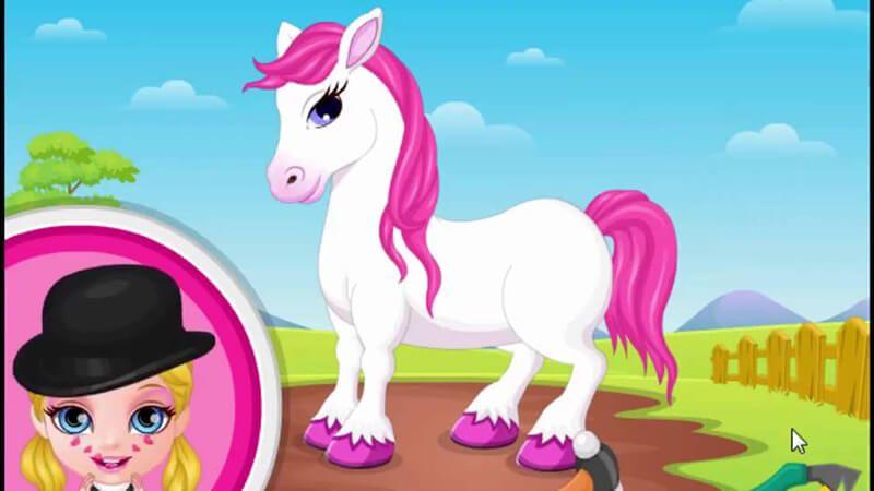 37++ Barbie pony dress up games ideas