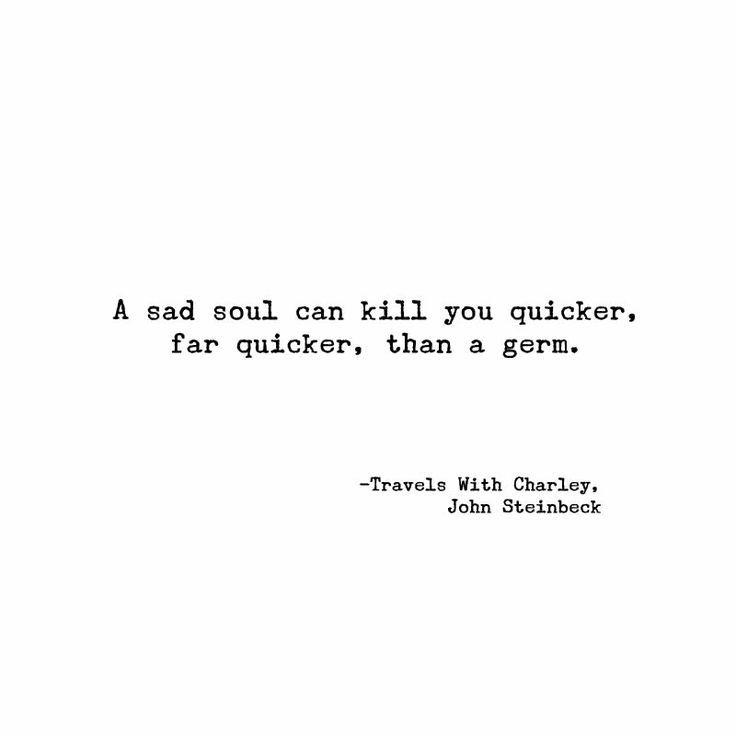 sad soul quotes