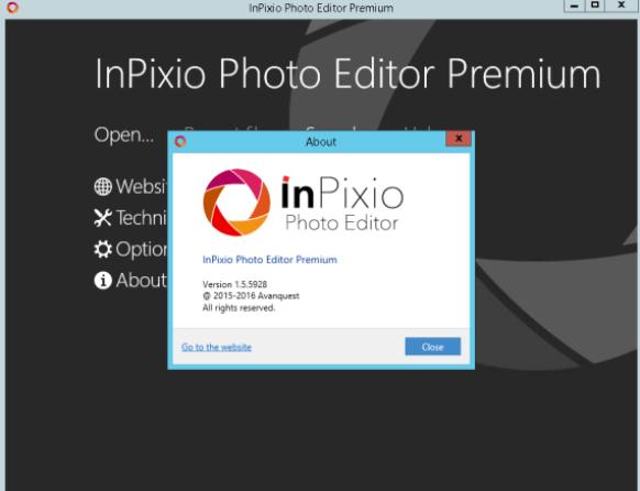 inpixio photo editor activation key