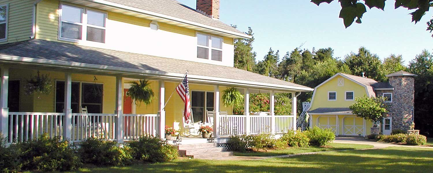 Mckenzie House Bed Breakfast Amish Country Lodging In Middlebury