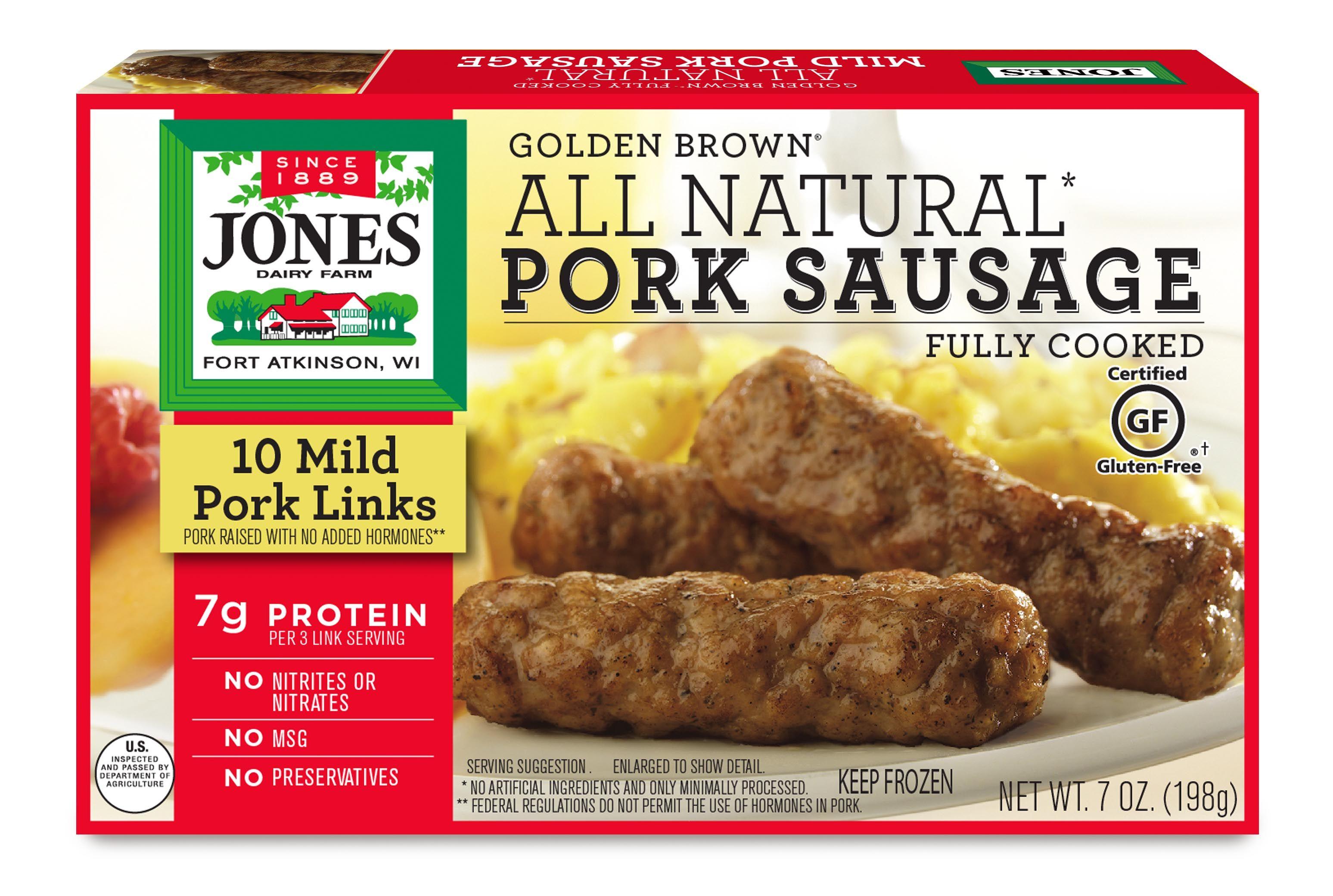 Jones Sausage Links ONLY 50¢ each WYB 2 at Winn Dixie! Buy